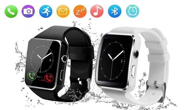 X6 Smart Watch - 2 Colours