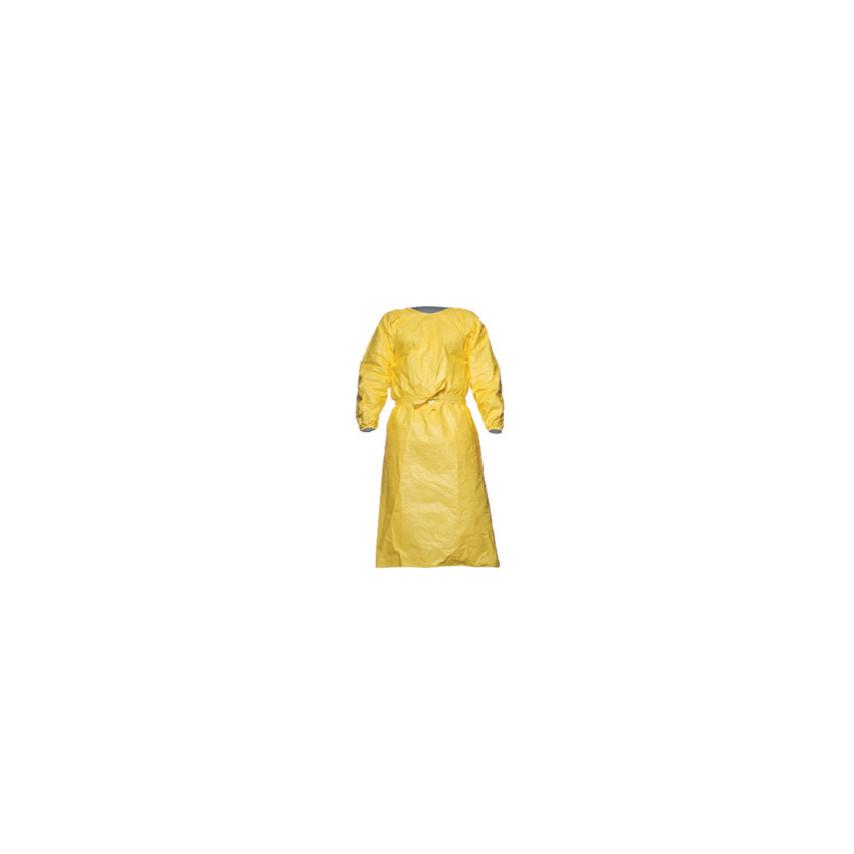 Dupont Tychem Tyc PL50S Hospital Gown D 1-398-4725