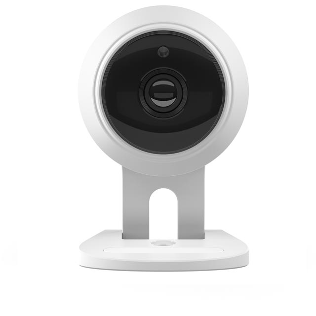 Hive Indoor Smart Security Camera Smart Home Security Camera in White