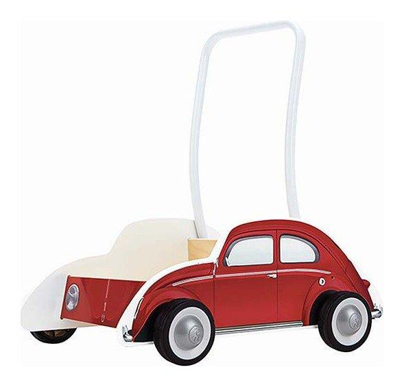 Hape VW Classic Buggy Walker - Red