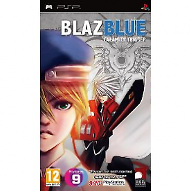 BlazBlue: Calamity Trigger | PSP