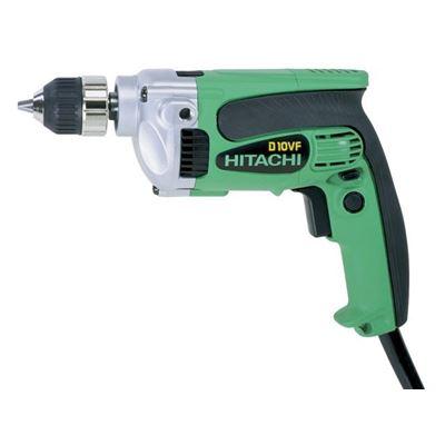Hitachi Power Tools D10VF 710W 10mm Keyless Chuck Rotary Drill 240V